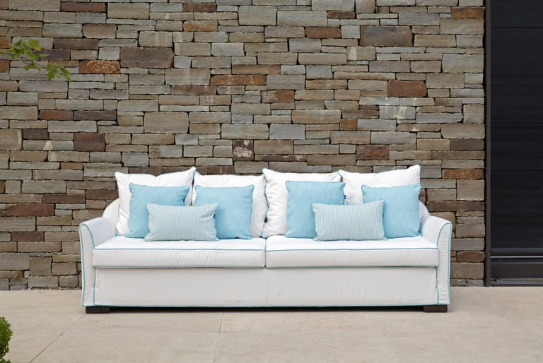 Outdoor Verdons Sofa by Coco Wolf For Sale 2