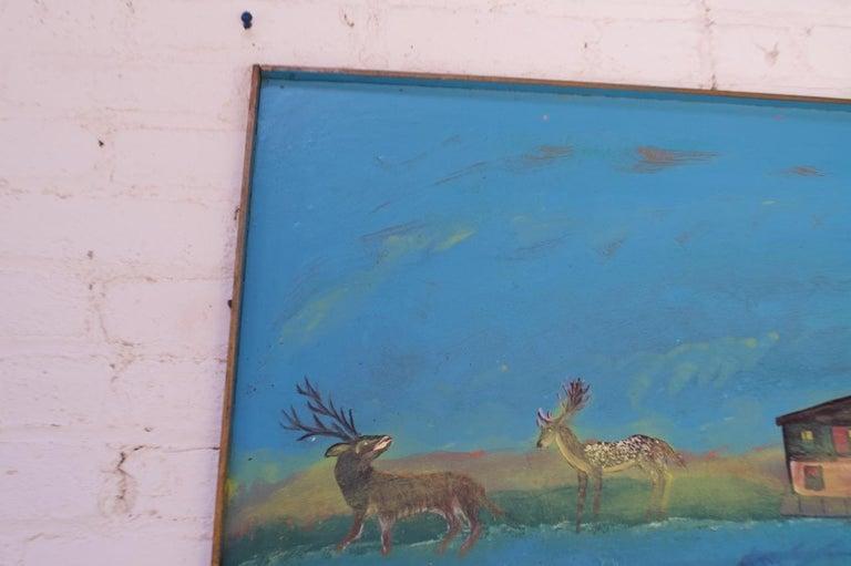 Paint Outsider Art