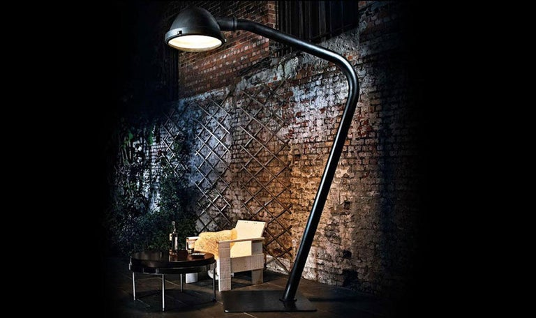 Modern Outsider Outdoor Floor Lamp by Jacco Maris For Sale