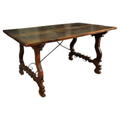 Outstanding 17th Century Spanish Table