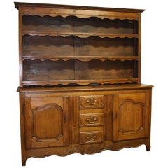 Outstanding 18th Century French Hutch