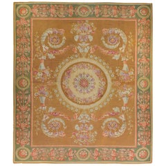 Outstanding 19th Century French Aubusson Rug