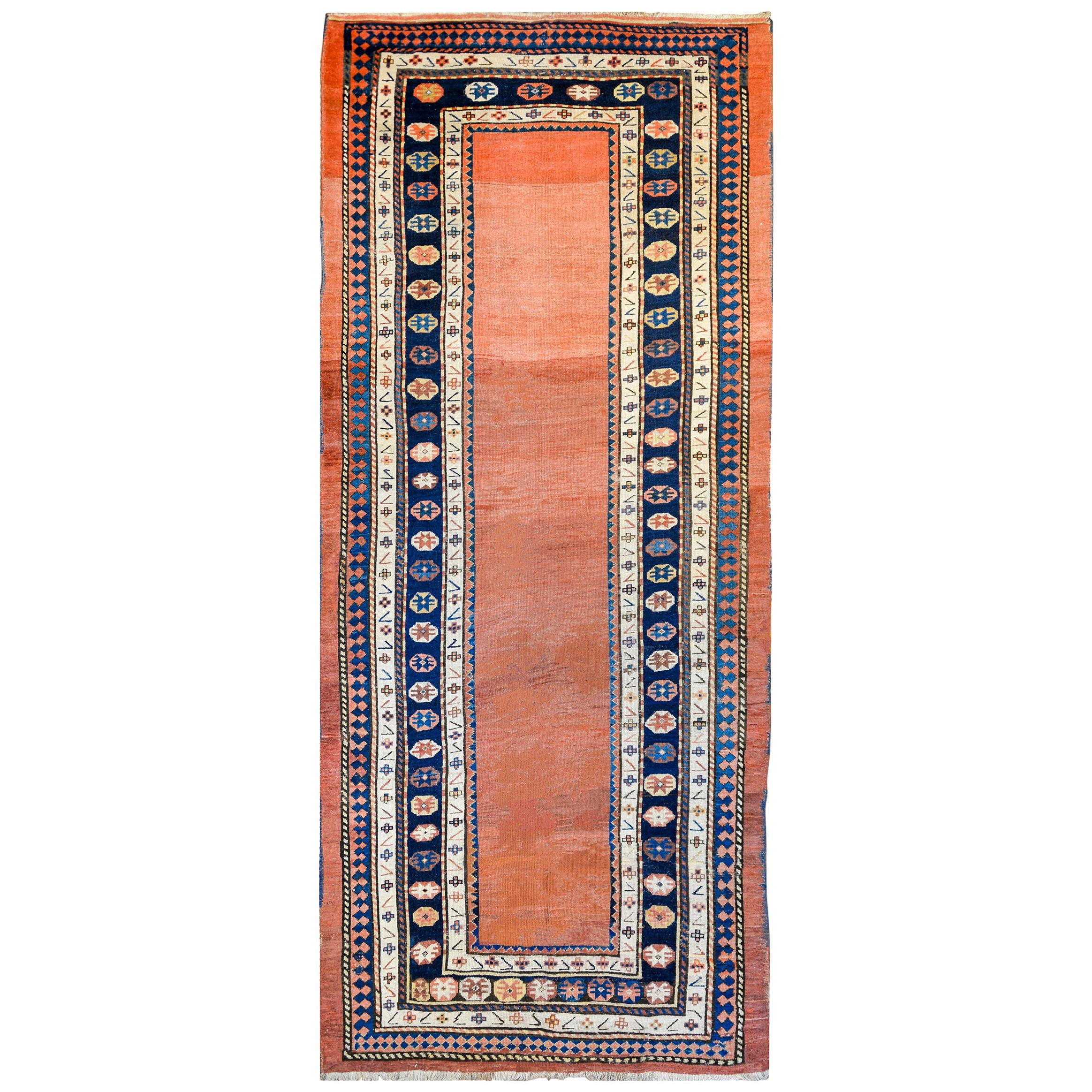 Outstanding 19th Century Talish Rug