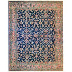 Outstanding Early 20th Century Antique Sarouk Rug