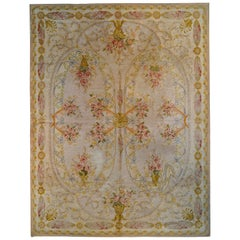 Outstanding Early 20th Century French Savonnerie Rug