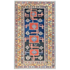 Outstanding Early 20th Century Kazak Rug