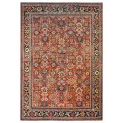 Outstanding Early 20th Century Mahal Rug