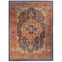 Outstanding Early 20th Century Sarouk Farahan Rug