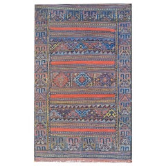 Outstanding Early 20th Century Shahsevan Rug