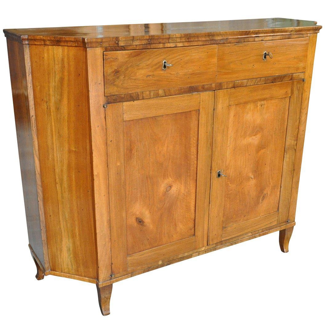 Outstanding Late 18th-Early 19th Century Italian Credenza