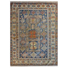 Outstanding Late 19th Century Shirvan Rug