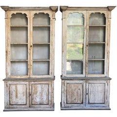 Outstanding Pair of French 19th Century Bibliotheques