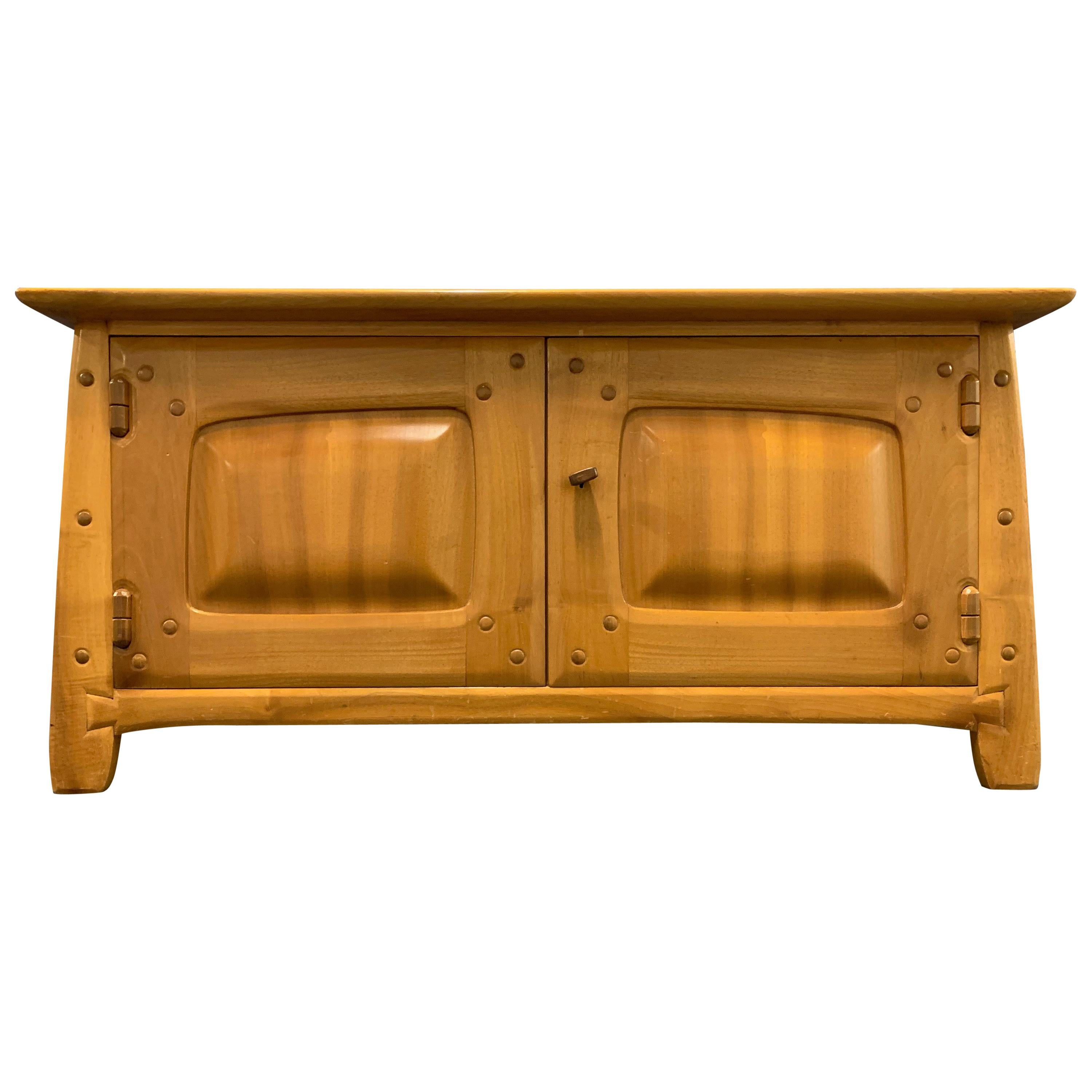 Outstanding Small Cabinet by Franz Xaver Sproll
