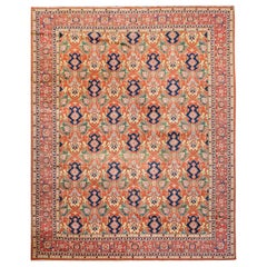 Outstanding Vintage Serapi-Style Rug