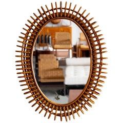 Oval Bonacina Mirror