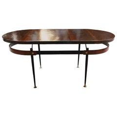 Oval Coffee Table Gio Ponti
