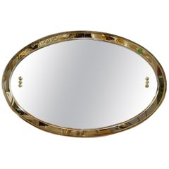 Oval Mirror FINAL CLEARANCE SALE