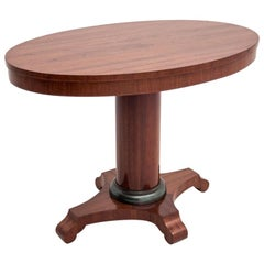 Oval Table from circa 1930