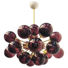 Ovale Sputnik Chandelier by Fabio Ltd
