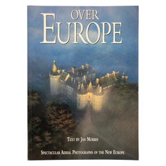 Over Europe Book by Jan Morris