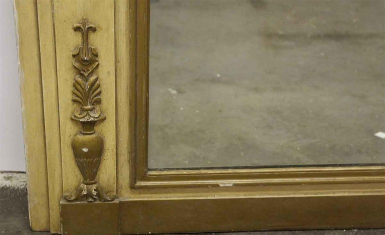 20th Century Over Mantel Mirror from the Waldorf Astoria, circa 1900 For Sale