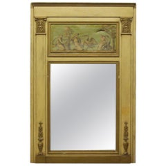 Over Mantel Mirror from the Waldorf Astoria, circa 1900