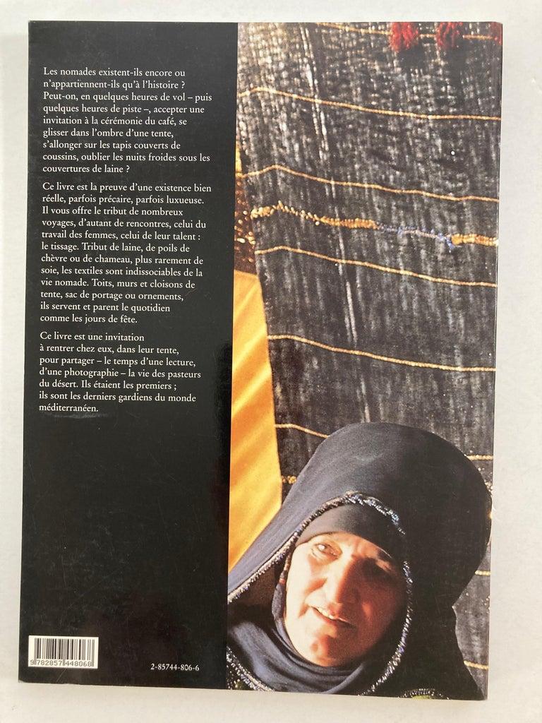 Modern Over the Desert Au Fil du Désert Textiles from the Nomadic Desert Book For Sale