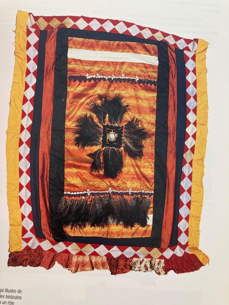 Over the Desert Au Fil du Désert Textiles from the Nomadic Desert Book For Sale 2