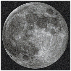 Over the Moon Print by Chris Jordan
