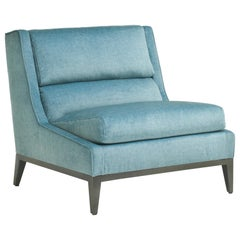Overseas Lounge Armchair in Solid Ash Wood