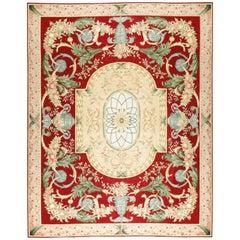 Oversize Renaissance French Style Savonnerie Rug Carpet
