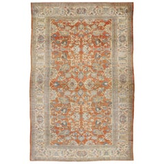 Oversize Ziegler Sultanabad Style All-Over Design Rug