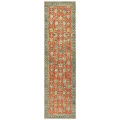 Oversized 17th Century Hunting Scene Persian Isfahan Rug