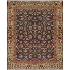 Oversized Antique Indian Amritsar Rug