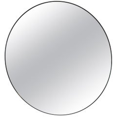 Oversized 'Cerceau' Round Mirror by Design Frères