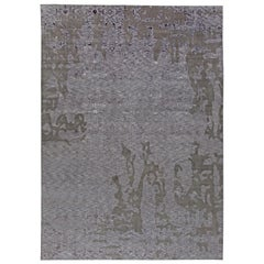 Oversized Contemporary Rug