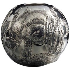 Oversized Decorative Sphere