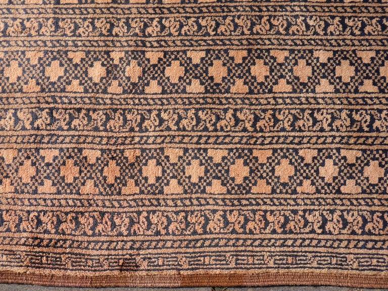 Oversized Ersari Tribal Turkoman Rug For Sale 3