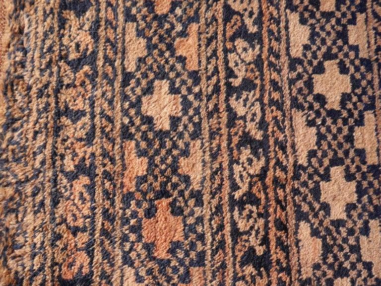 Oversized Ersari Tribal Turkoman Rug For Sale 9