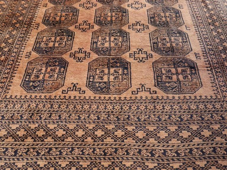 Afghan Oversized Ersari Tribal Turkoman Rug For Sale