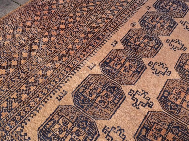 Oversized Ersari Tribal Turkoman Rug For Sale 1