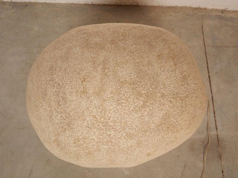 Oversized Rock Lamp