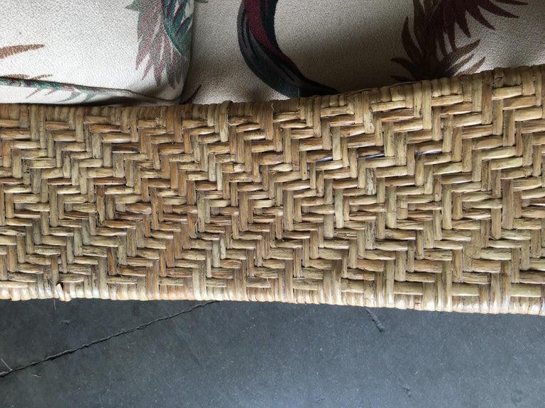 Oversized Woven Wicker