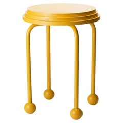 Ovni, Yellow Bench by Cultivado Em Casa