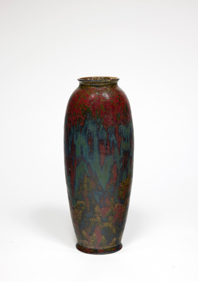 French Ovoid Vase, circa 1900 For Sale