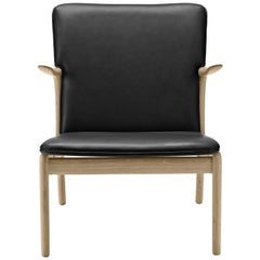 OW124 Beak Chair in Oak Soap by Ole Wanscher