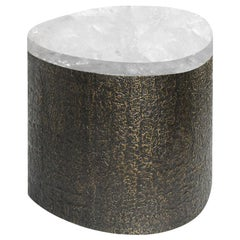 OWA4 Rock Crystal Cocktail Table by Phoenix