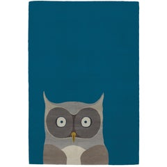 Owl Hand-Knotted 10x8 Rug in Wool by Edward Barber & Jay Osgerby