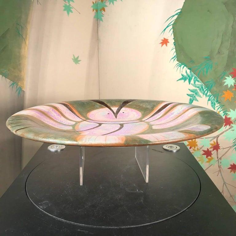Owl Master Work Eva Fritz-Lindner For Sale 1