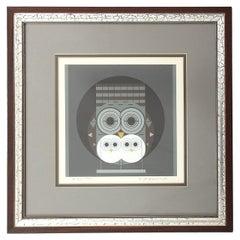 Owls by Charley Harper